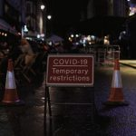 Covid restrictions in Soho